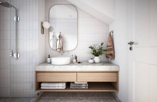 Efektowne kinkiety do łazienek